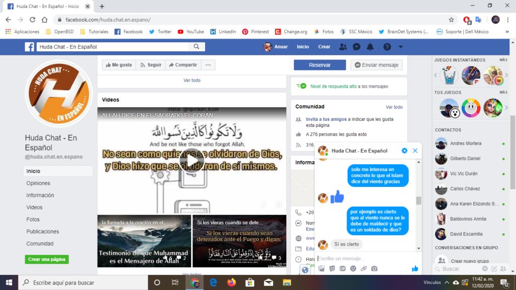 Islam acepta corazonesdedios.com