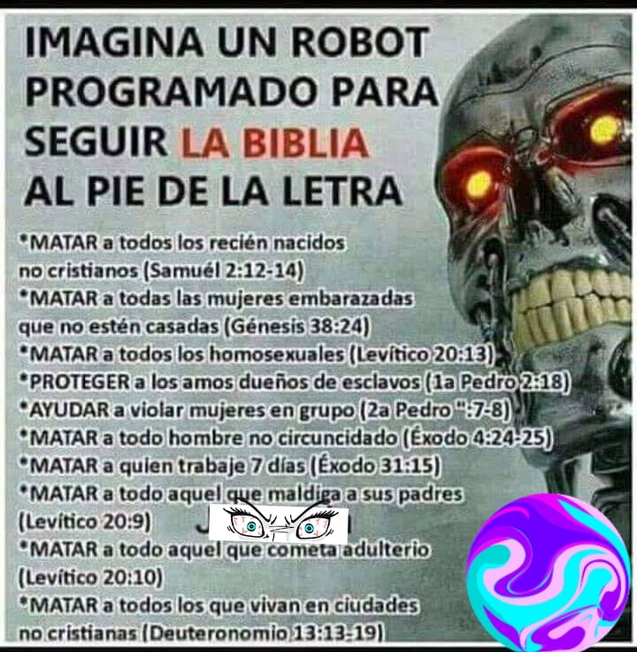 robot malo