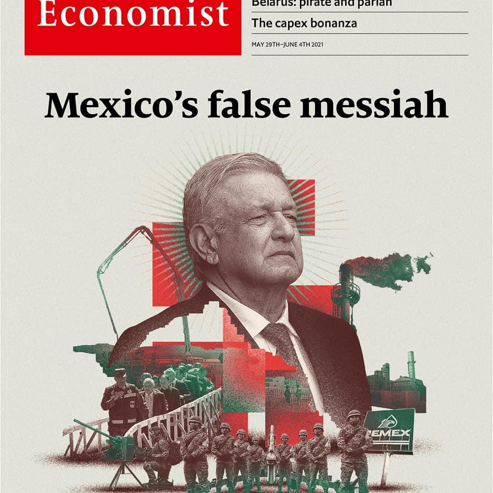 falso mesías The Economist