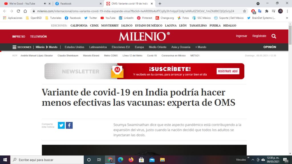 vacunas india
