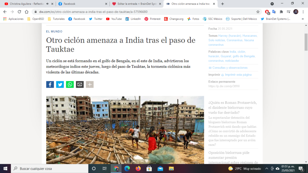 India huracan