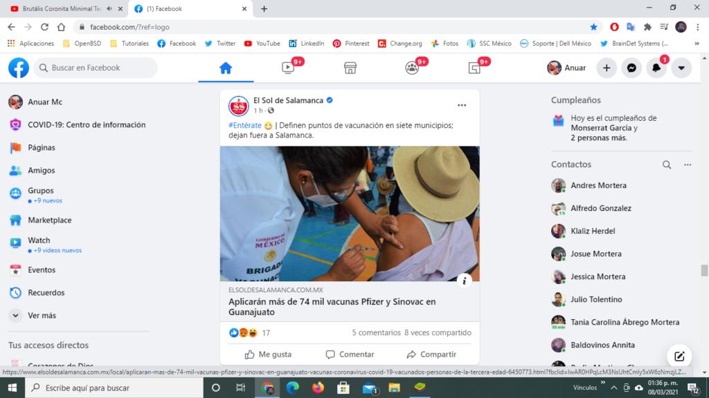 Salamanca vacunas