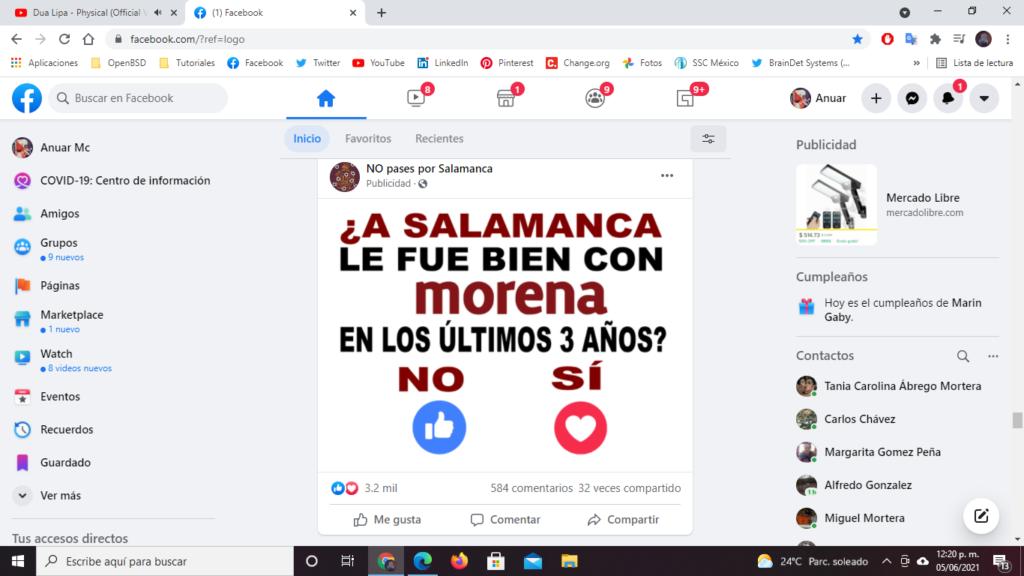 Morena Salamanca